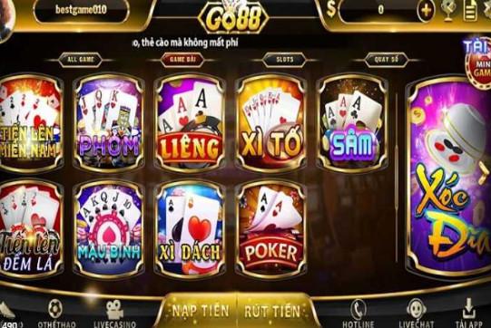 Hình ảnh go88vn apk in Tải go88vn.vip apk, ios - Play go88 club thiên đường game bài đổi thưởng